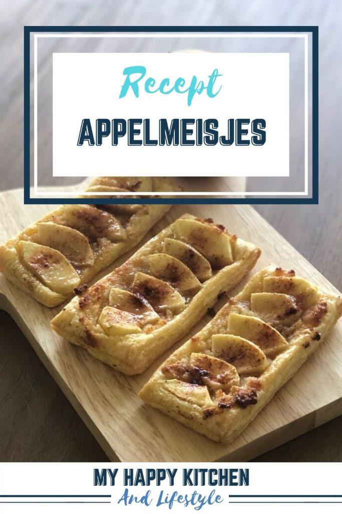 Pinterest pin appelmeisjes