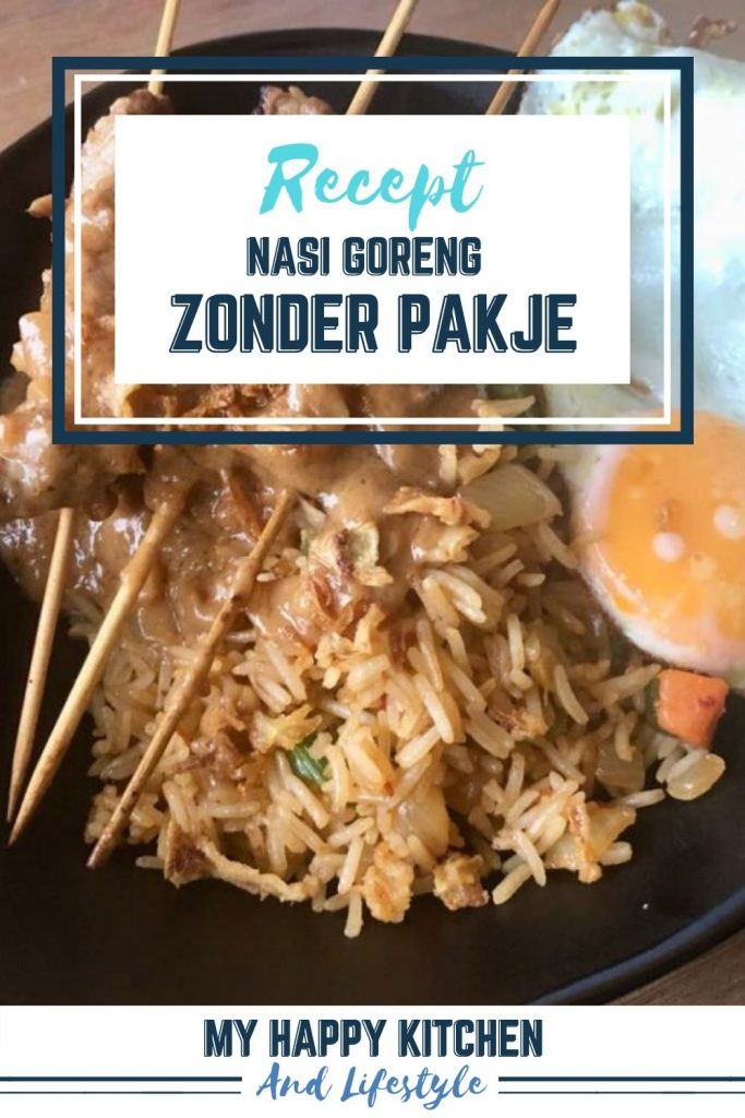 Pinterest pin nasi goreng