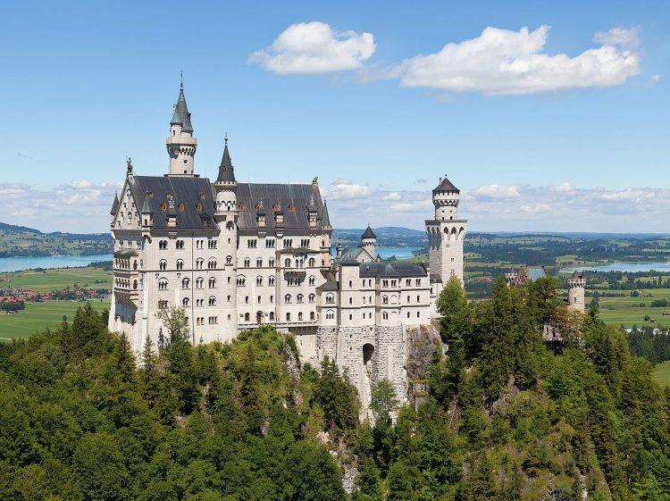 7 must see plaatsen in Duitsland