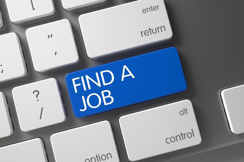 zoek een baan