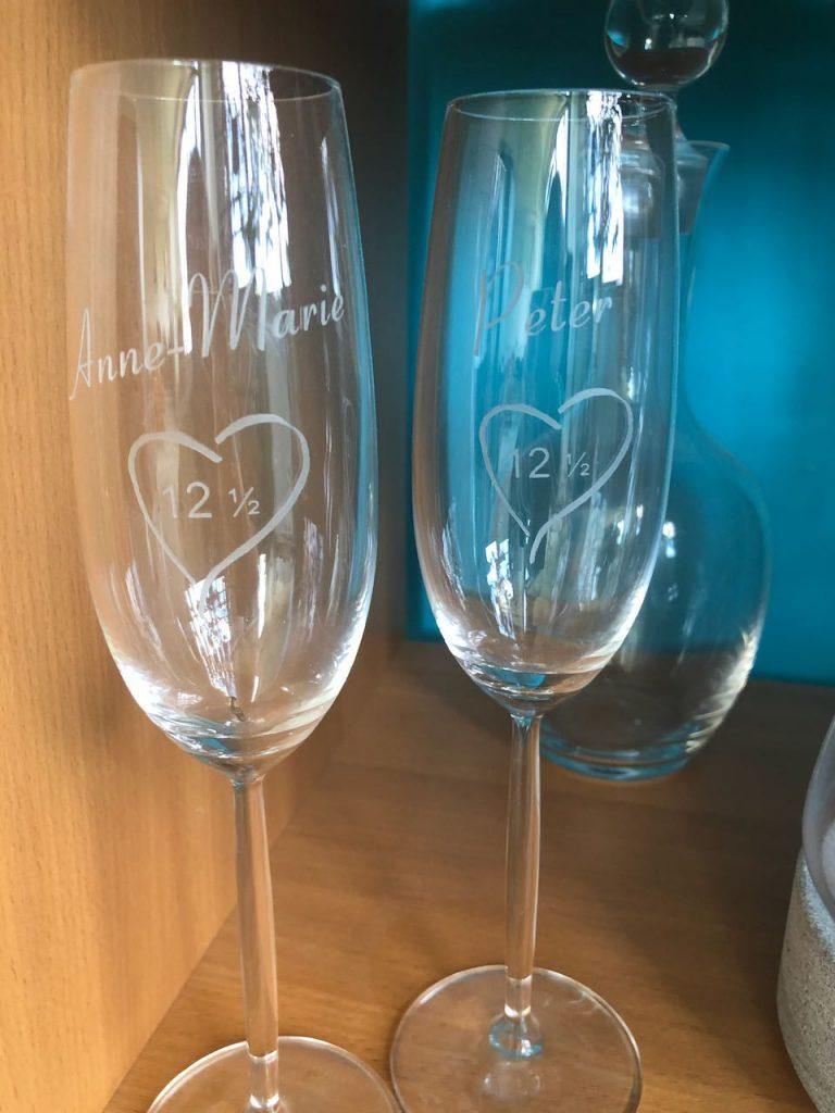 Gegraveerd glas