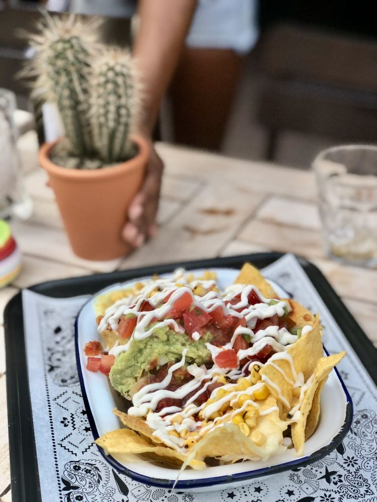 Chiapas Taco Cartel nachos