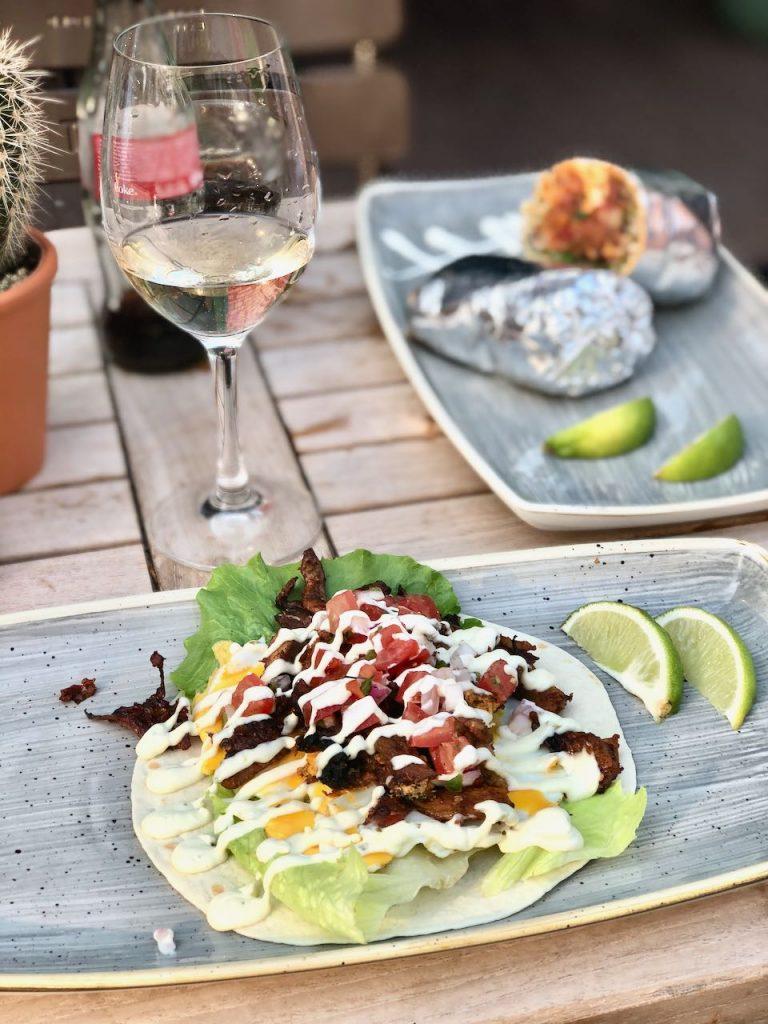 Chiapas Taco Cartel taco