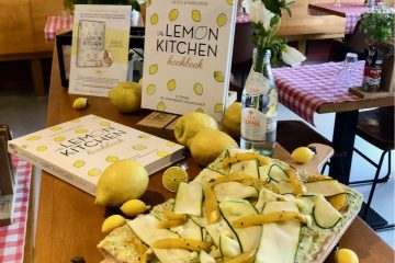Lemon Kitchen special pizza