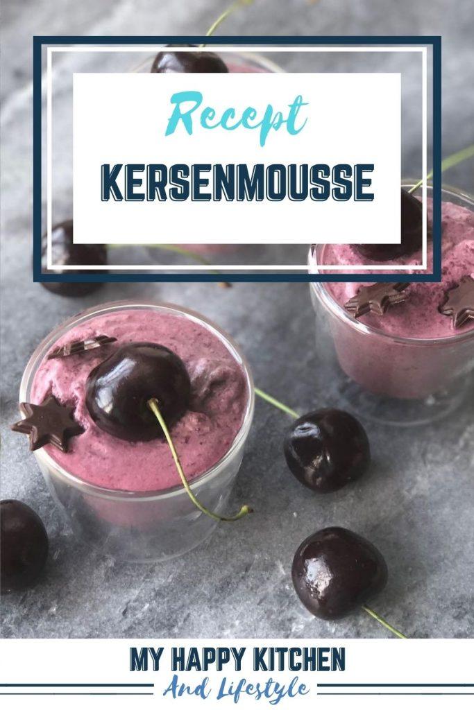 kersenmousse