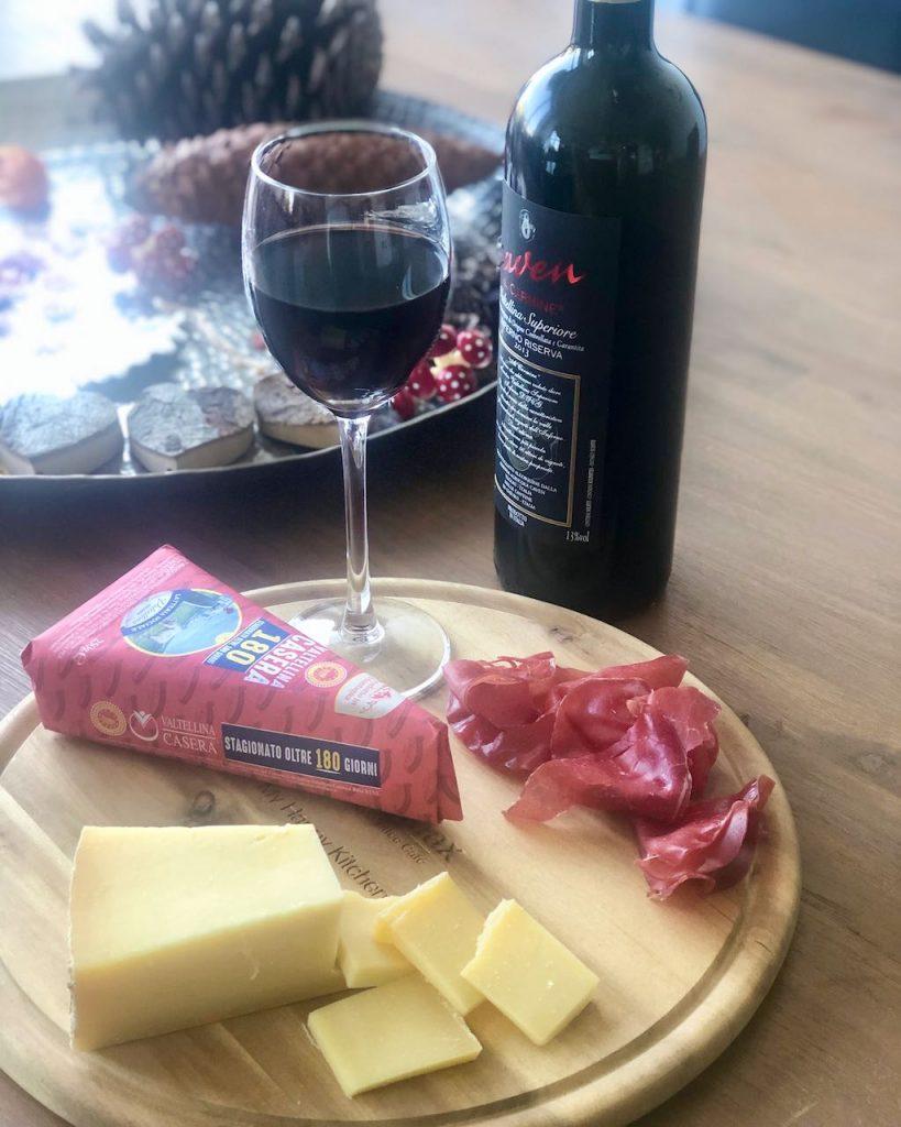 Culinaire producten uit Valtellina