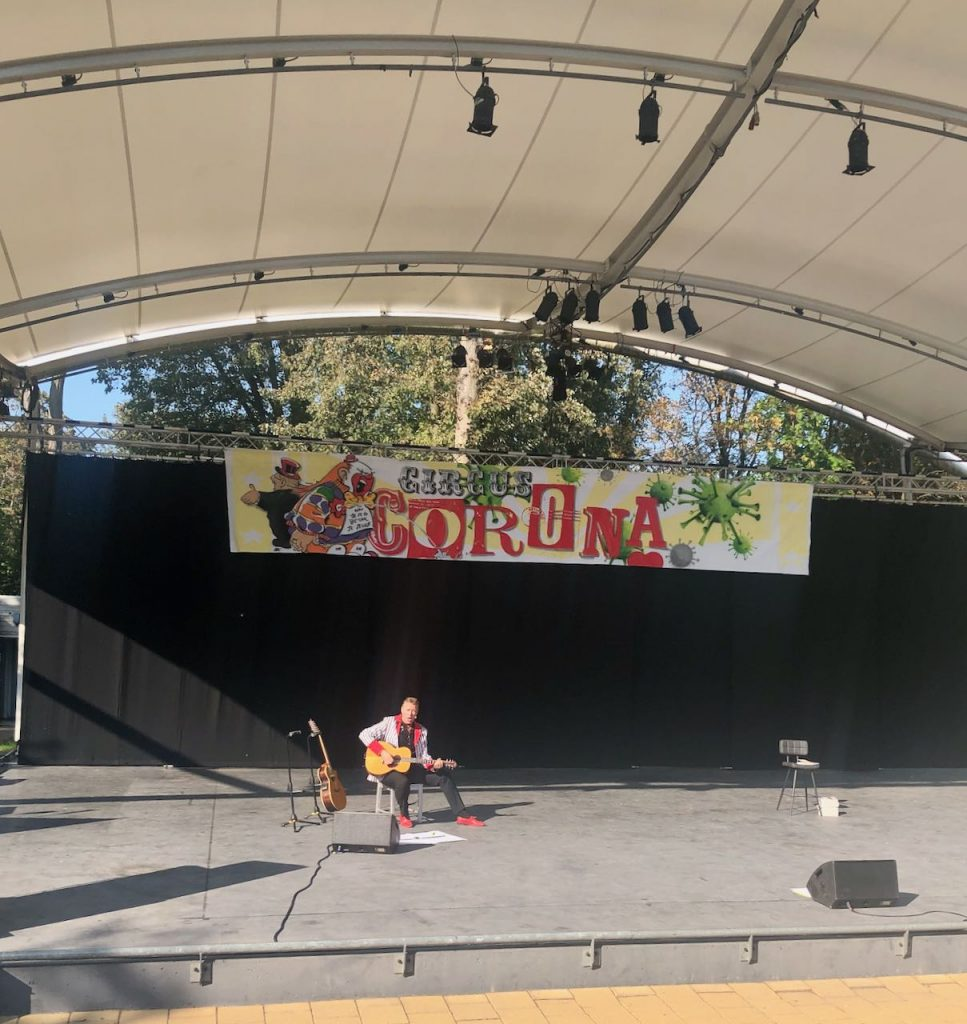 My happy life 2020 - Sjaak Bral Circus Corona