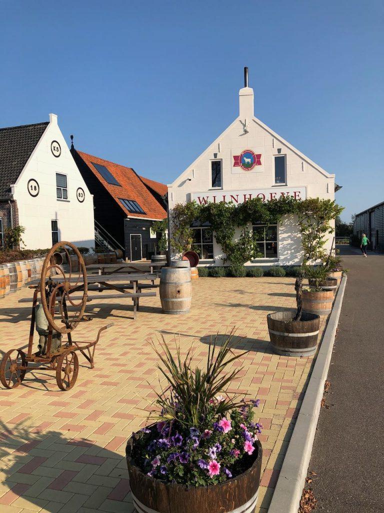 Culinair Zeeland = Wijnhoeve de Kleine Schorre
