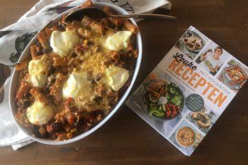 Chili con carne ovenschotel uit Leuke Recepten