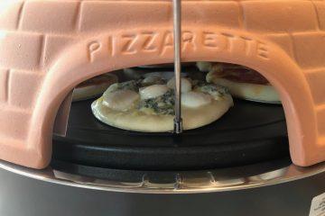Pizzarette testen