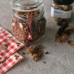 (Sinterklaas) Granola met kruidnoten en mandarijn