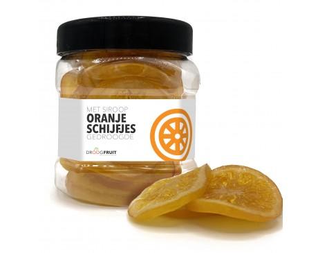 Gedroogde sinaasappelschijfjes