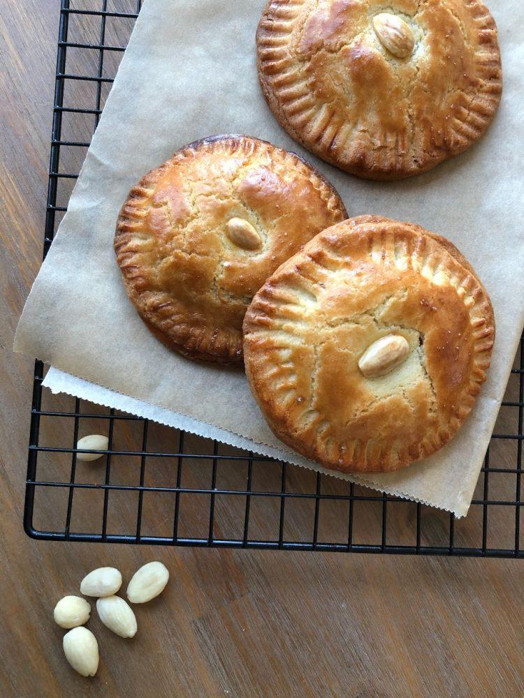 gevulde koeken bakken