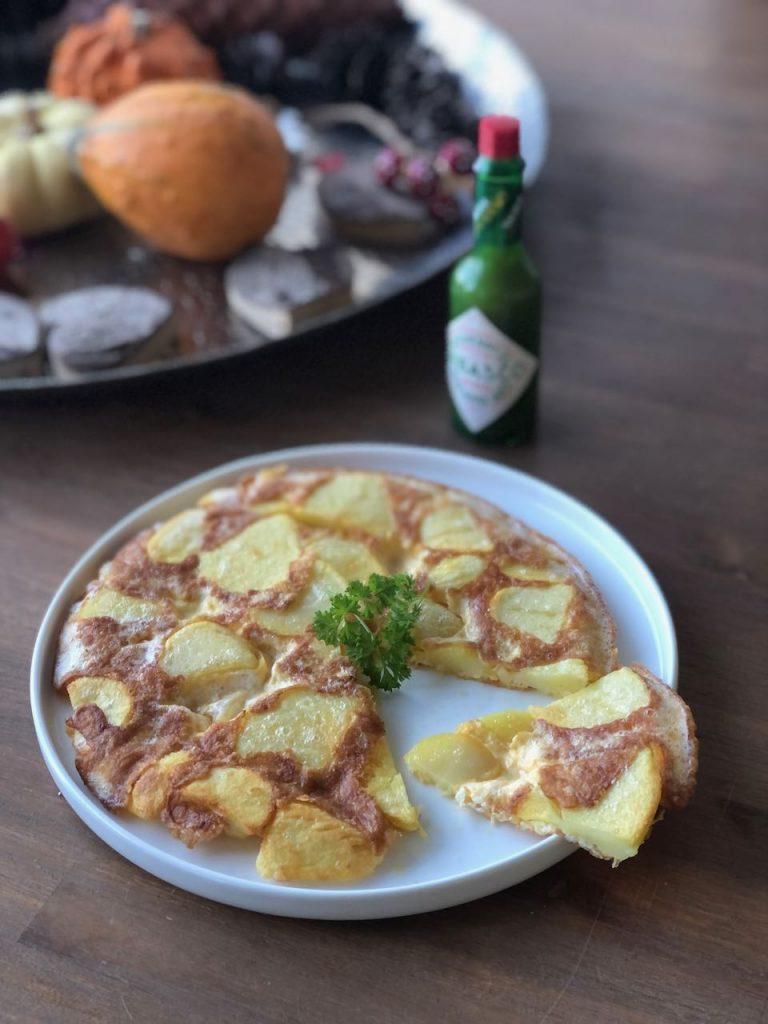 aardappelomelet