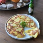 Aardappelomelet | de ideale 'left-over lunch'