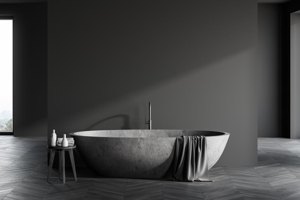 Badkamer renovatie - industriële stijl