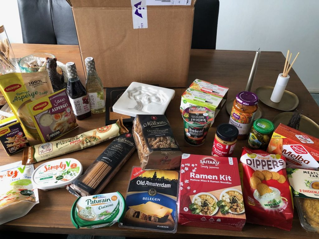 Foodybox lente