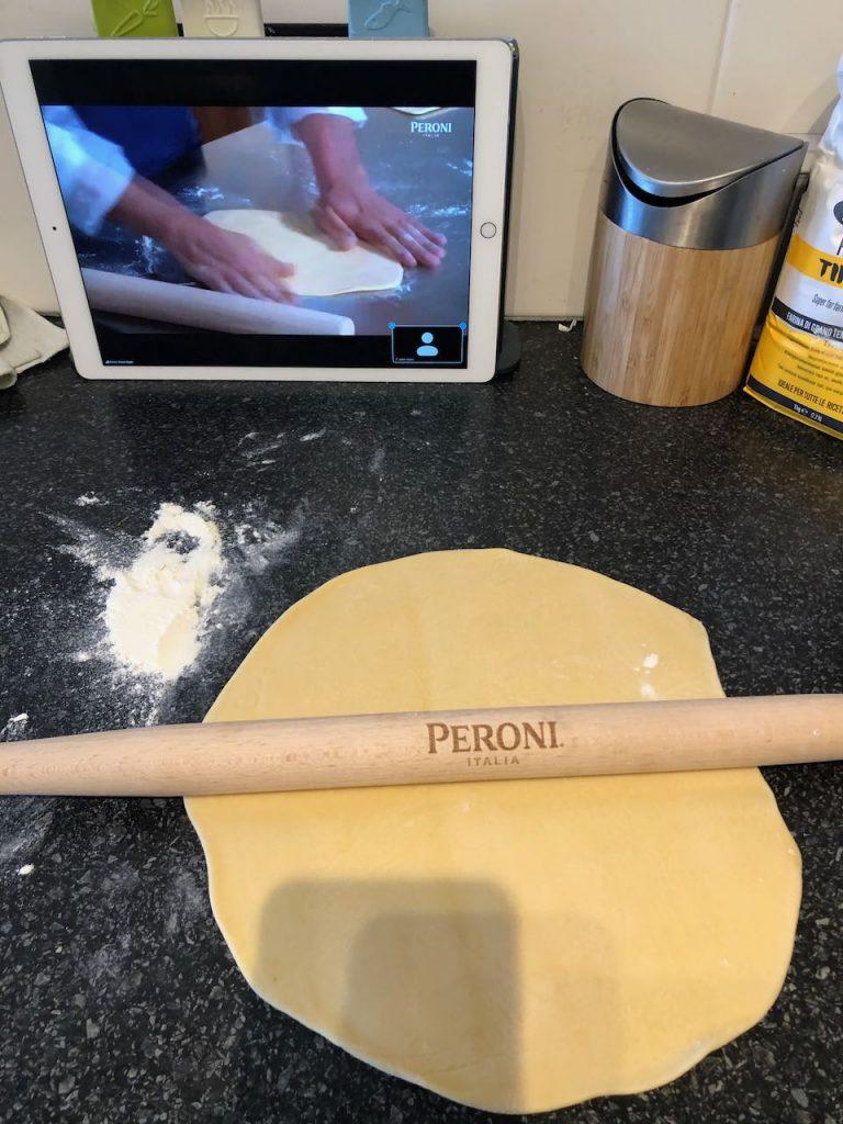 Verse pasta maken