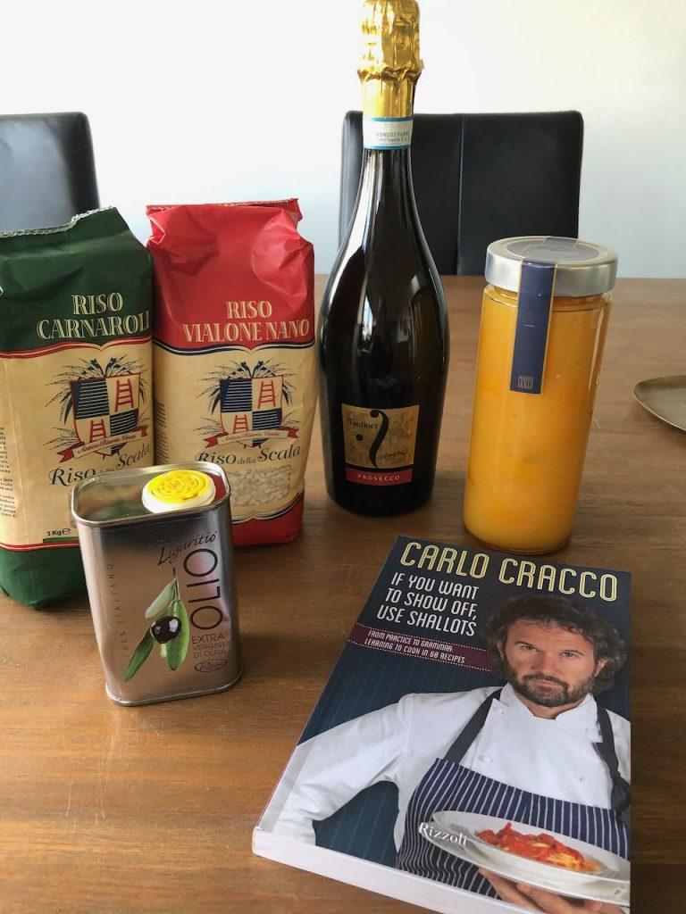 Italiaanse ingrediënten