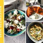 7 x recepten voor een druk gezinsleven