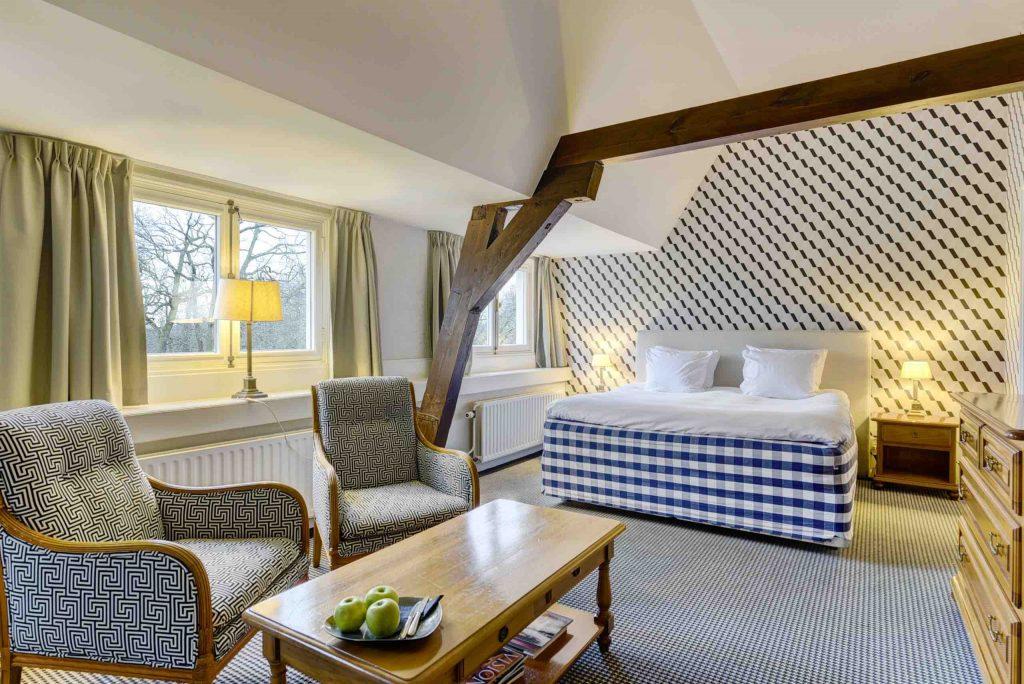 Central Park Voorburg hotelkamer