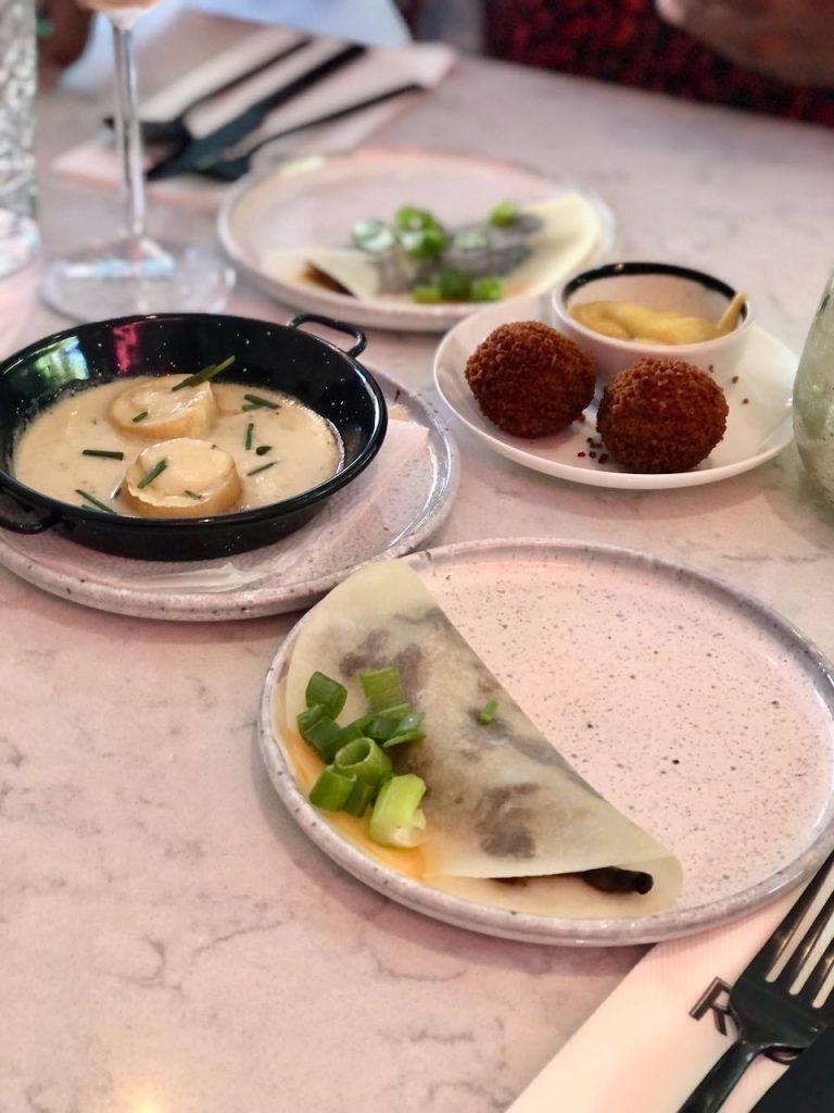 restaurant Rozey Delft