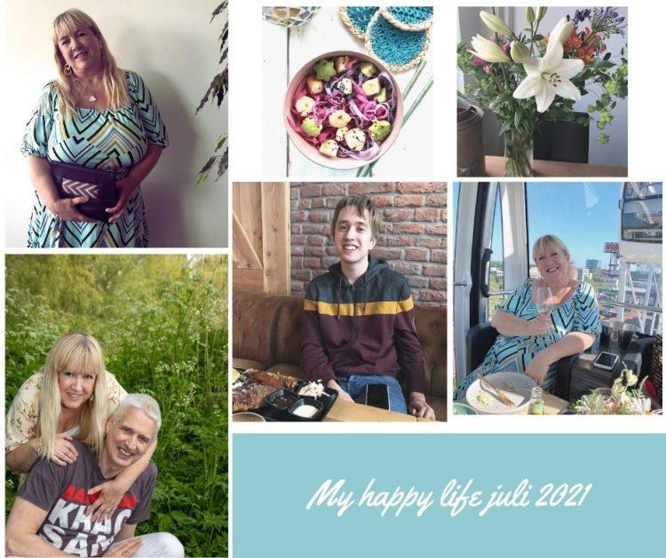 My happy life juni 2021