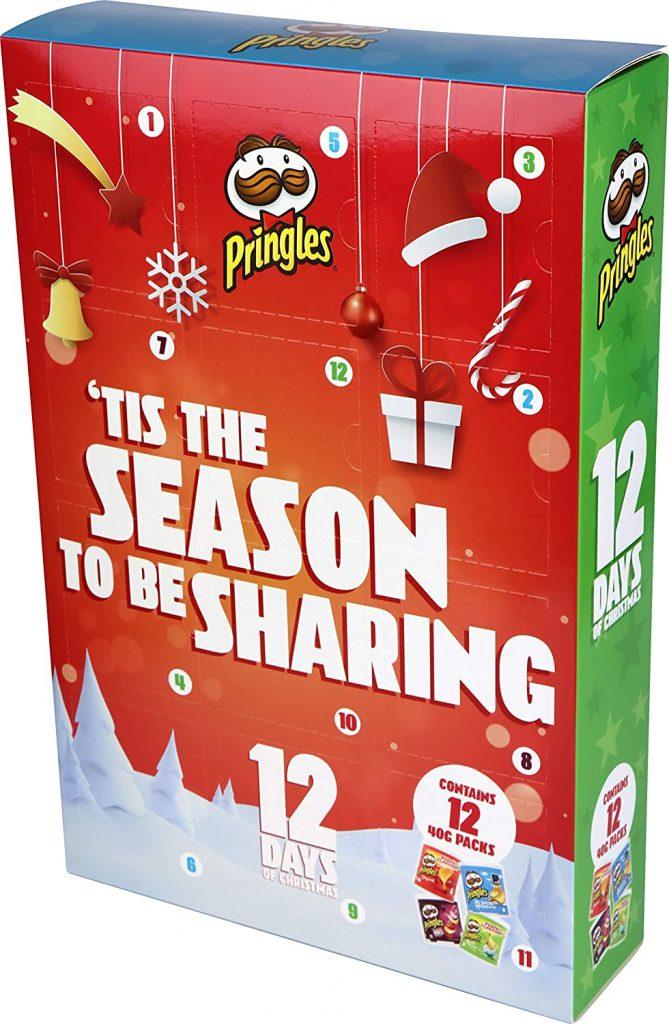 Culinaire adventskalenders: Pringles