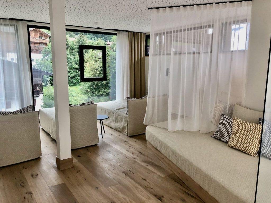 Relaxruimte hotel Stoa