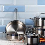 Vijf onmisbare pannen die niet in je keuken mogen ontbreken
